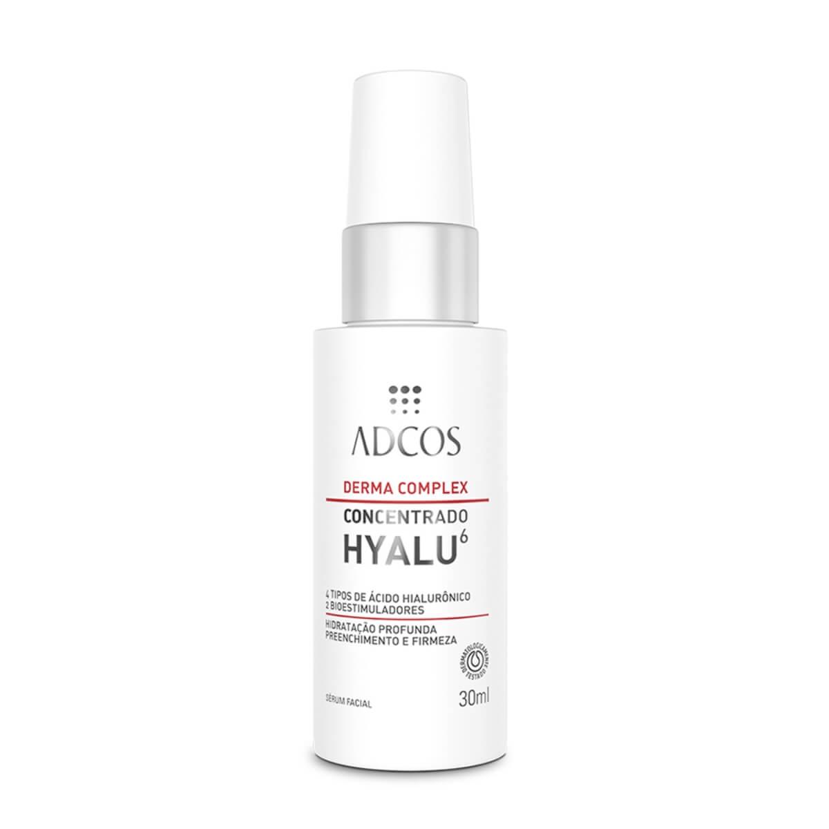 Sérum Facial Adcos Derma Complex Concentrado Hyalu 30ml