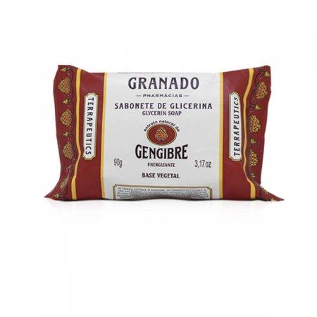 Sabonete em Barra Granado Terrapeutics Gengibre