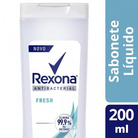 Sabonete Líquido Rexona Antibacterial Fresh