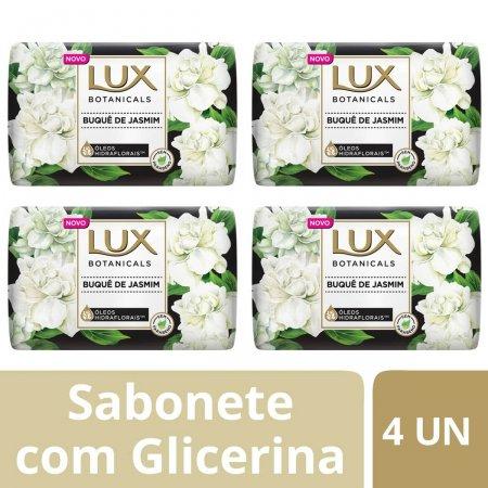 Kit Sabonete Lux Buquê de Jasmim