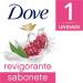 DOVE SABONETE BARRA REVIGORANTE 90G