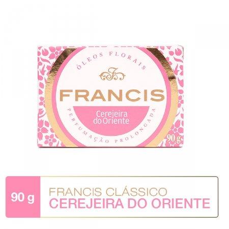 Sabonete em Barra Francis Clássico Rosa