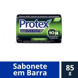 Sabonete em Barra Protex Men Energy