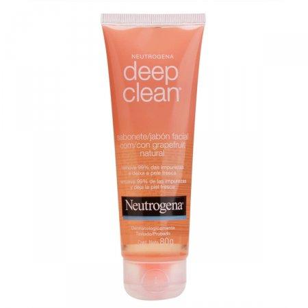 Gel de Limpeza Facial Neutrogena Deep Clean Grapefruit
