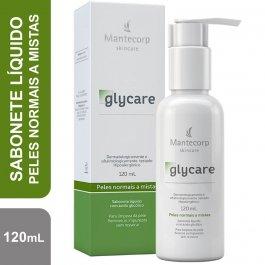 Sabonete Líquido Facial Glycare com 120ml