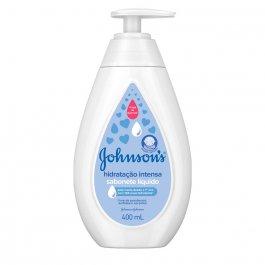 Sabonete Líquido Johnson's Recém-Nascido Hidratação Intensa com 400ml