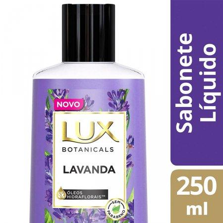 LUX SABONETE LIQUIDO LAVANDA 250ML