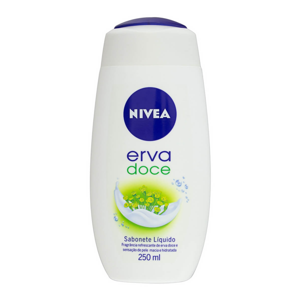 Sabonete Líquido Nivea Erva Doce 250ml