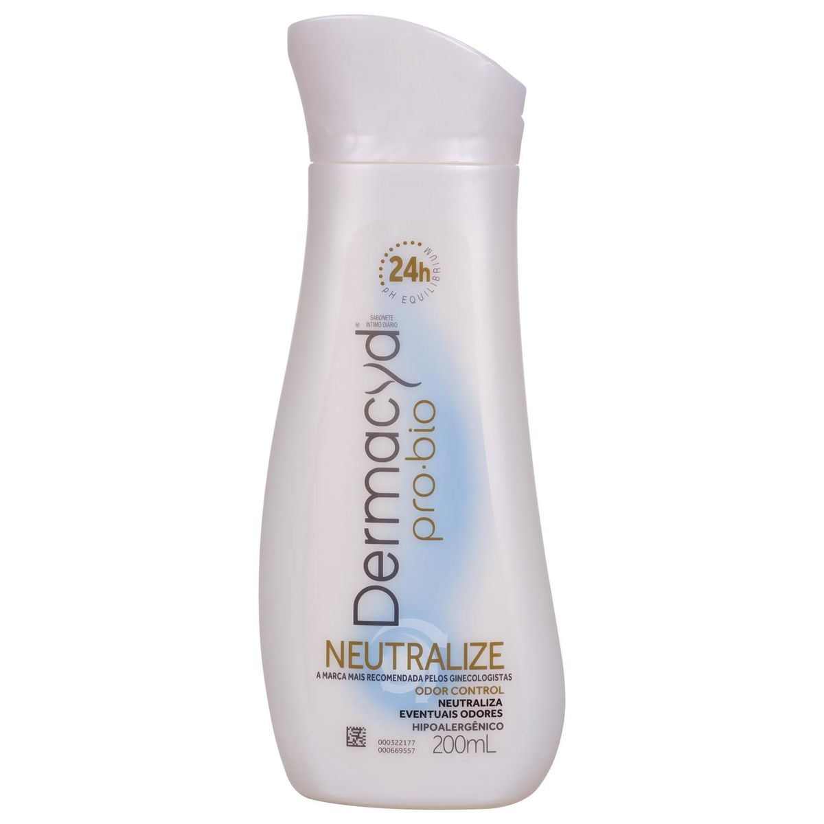 Sabonete Líquido Íntimo Dermacyd Pro-Bio Neutralize com 200ml 200ml