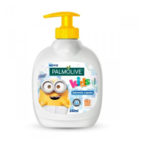 Sabonete Líquido Palmolive Kids Minions