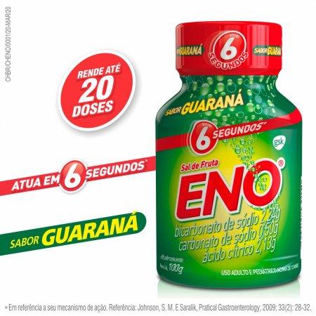 ENO SAL DE FRUTAS SABOR GUARANA 100G