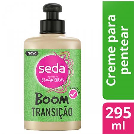 Creme de Pentear Seda Boom Transição