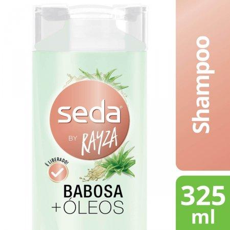 Shampoo Seda Babosa + Óleos by Rayza