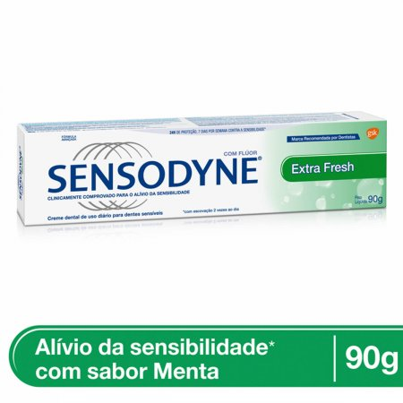 Creme Dental Sensodyne Extra Fresh