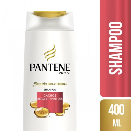PANTENE SHAMPOO HIDRA-VITAMINADOS 400ML