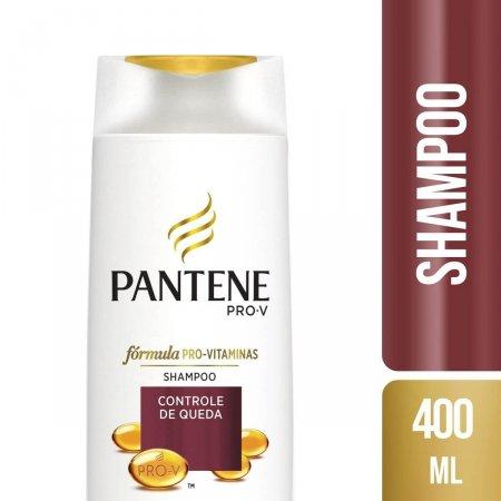 NOVO PANTENE SHAMPOO CONTROLE DE QUEDA 400ML