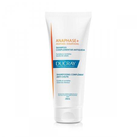 Shampoo Ducray Anaphase+ Fortalecedor Antiqueda