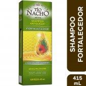 Shampoo Fortalecedor Tio Nacho Antiqueda Ervas Milenares