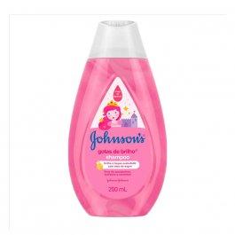 Shampoo Johnson's Gotas de Brilho