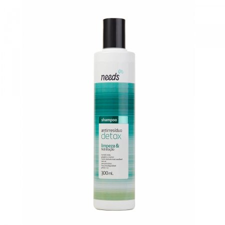 NEEDS ANTIRRESIDUOS SHAMPOO 300ML