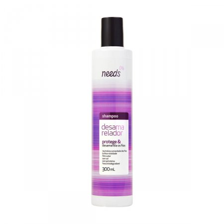 NEEDS DESAMARELADOR SHAMPOO 300ML
