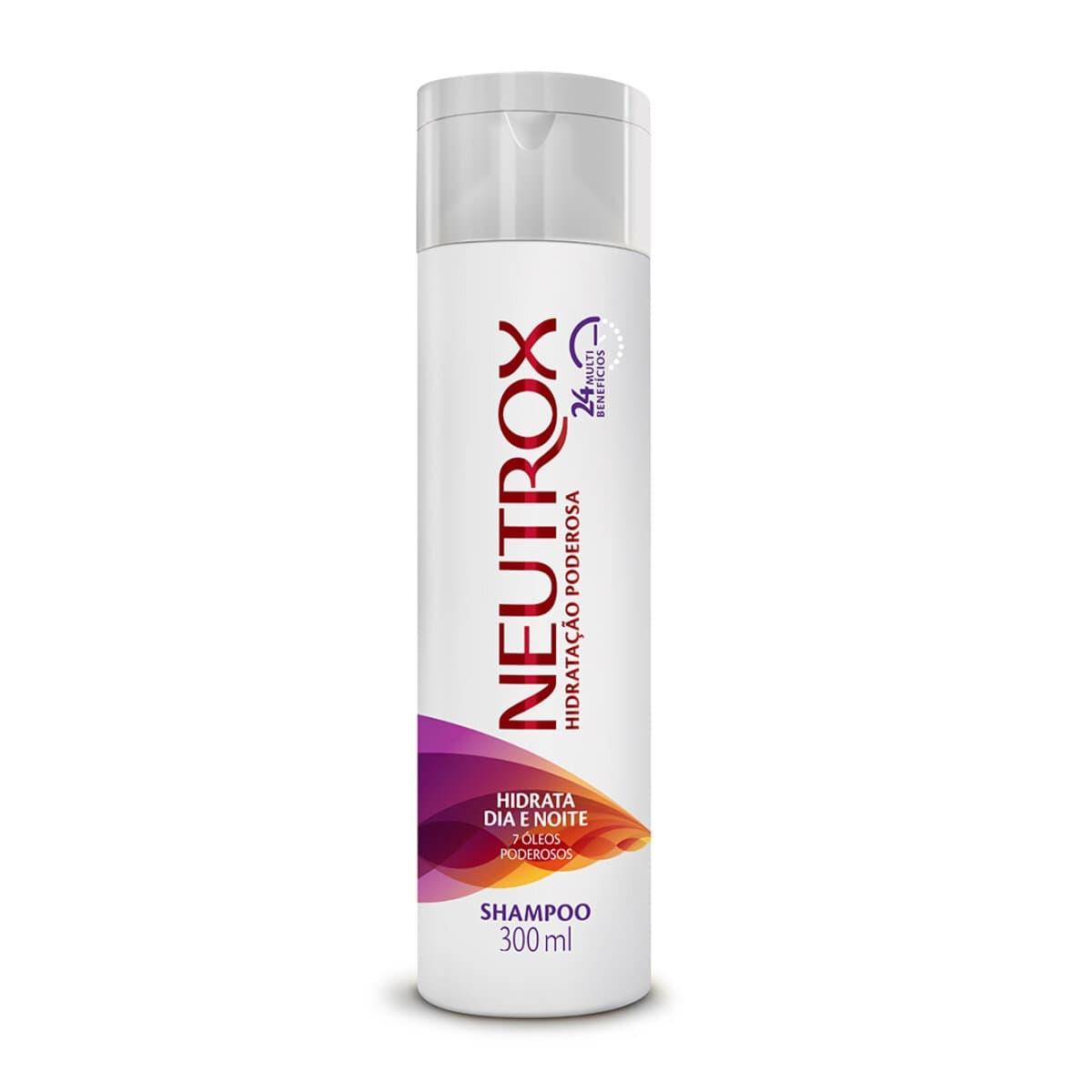 Shampoo Neutrox 24 Multibenefícios 300ml 300ml