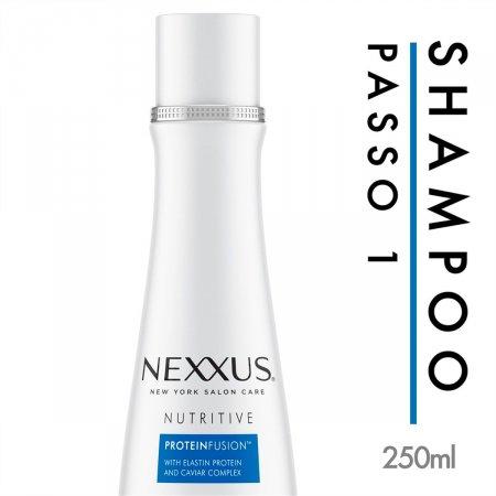 Shampoo Nexxus Nutritive Protein Fusion