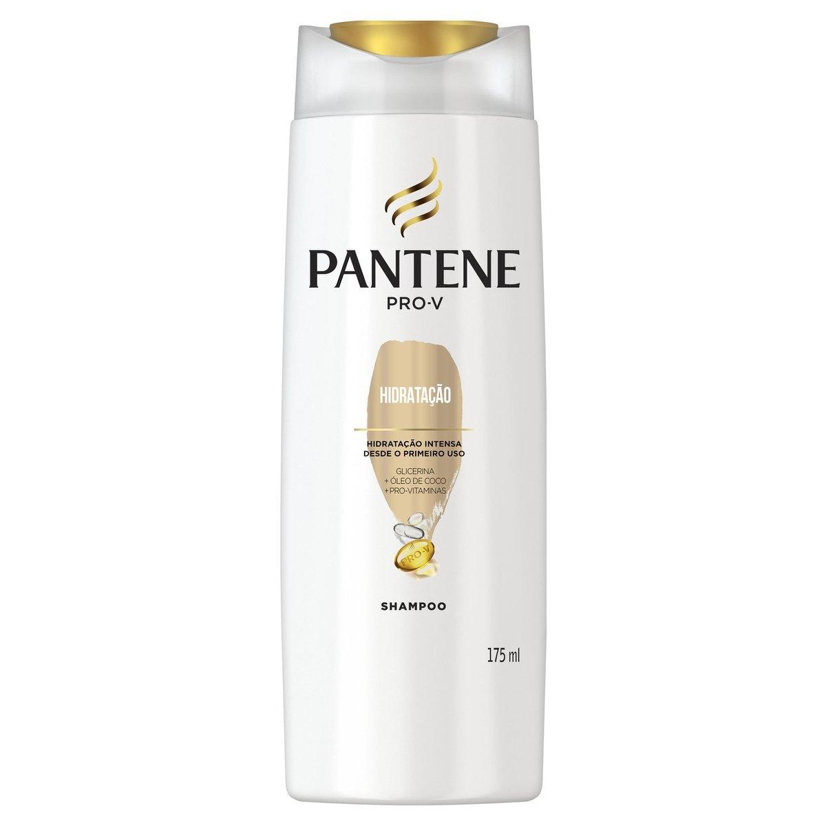 Shampoo Pantene Hidratação 175ml 175ml