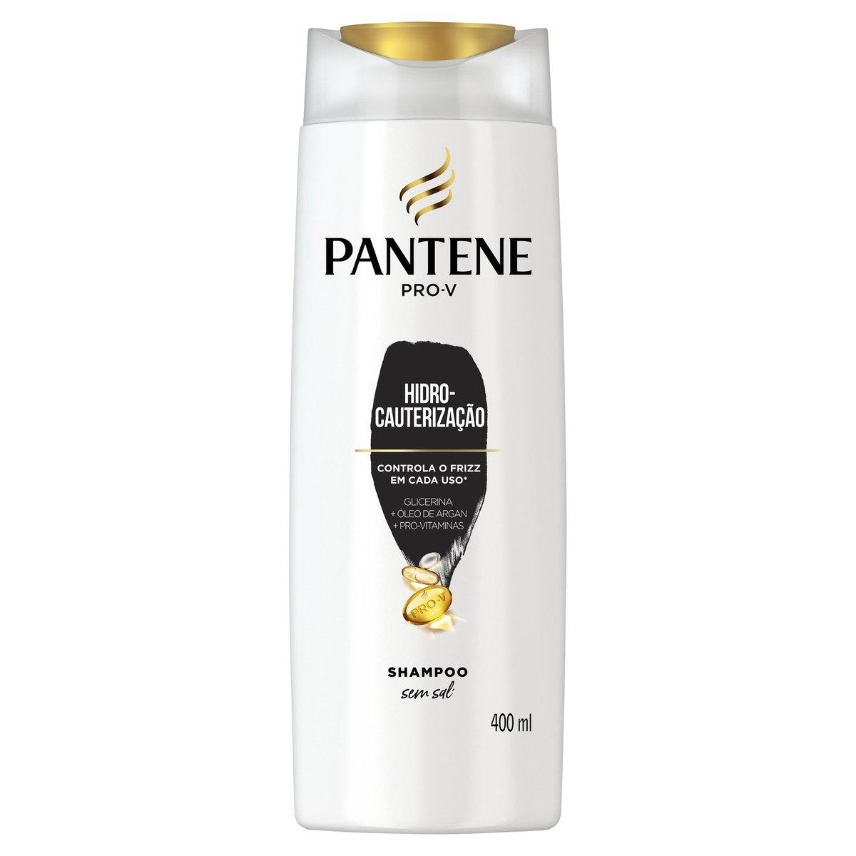 Shampoo Pantene Pro-V Hidro-Cauterização com 400ml 400ml