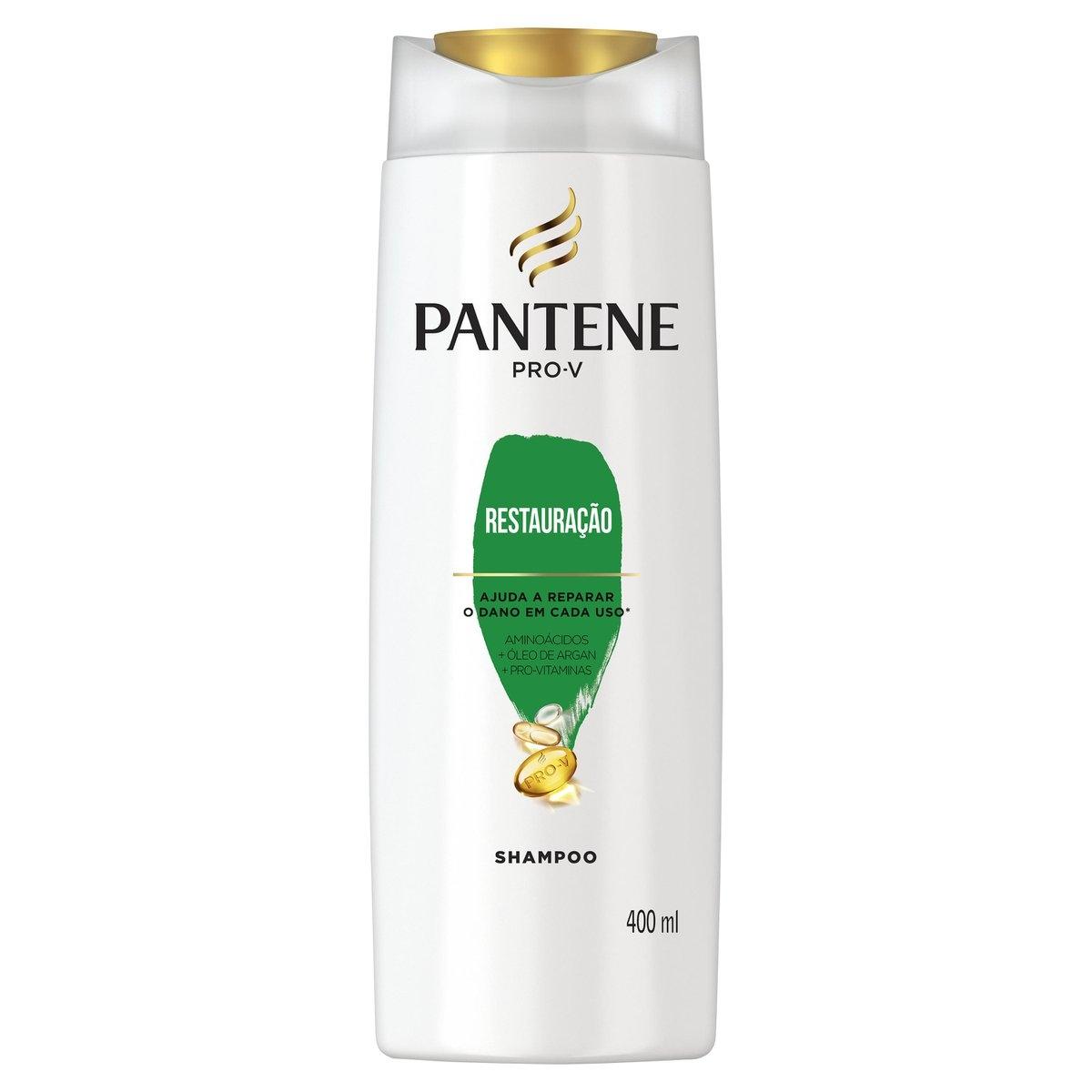 Shampoo Pantene Pro-V Restauração com 400ml 400ml