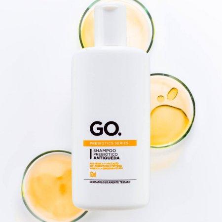 Shampoo Prebiótico GO. Antiqueda 150ml   Drogasil.com Foto 2