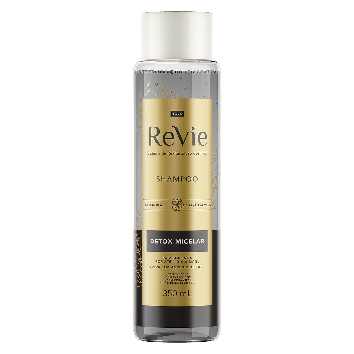 Shampoo Revie Detox Micelar 350ml