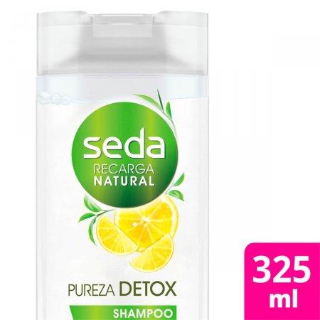 Shampoo Seda Recarga Natural Pureza Refrescante