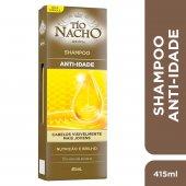 Shampoo Tio Nacho Anti-Idade com 415ml