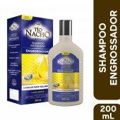 Shampoo Tío Nacho Antiqueda Engrossador com 200ml