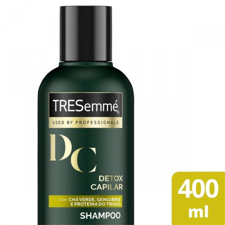 Shampoo TRESemmé Detox Capilar