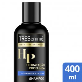 TRESEMME SHAMPOO HIDRATACAO PROFUNDA 400 ML