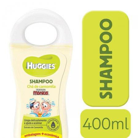 Shampoo Infantil Turma da Mônica Chá de Camomila