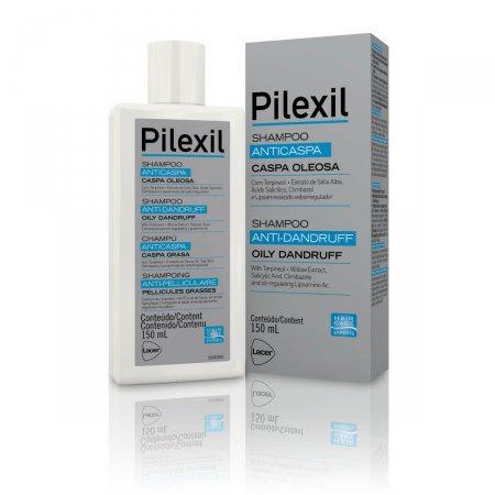 Shampoo Anticaspa Pilexil Oleosa
