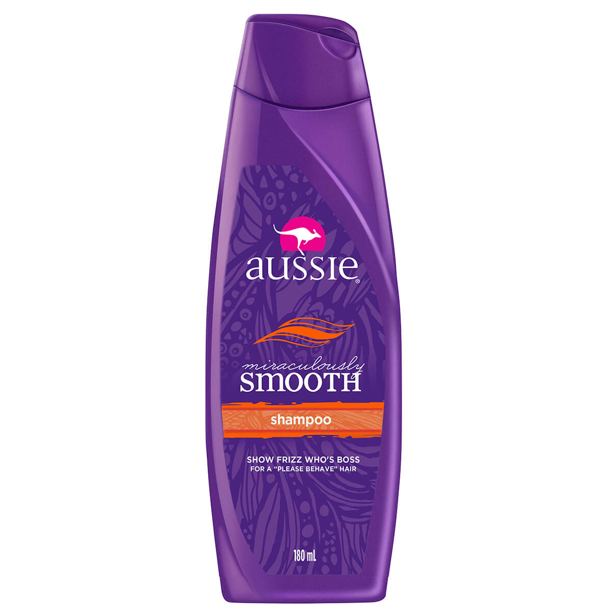 Shampoo Aussie Miraculously Smooth 180ml