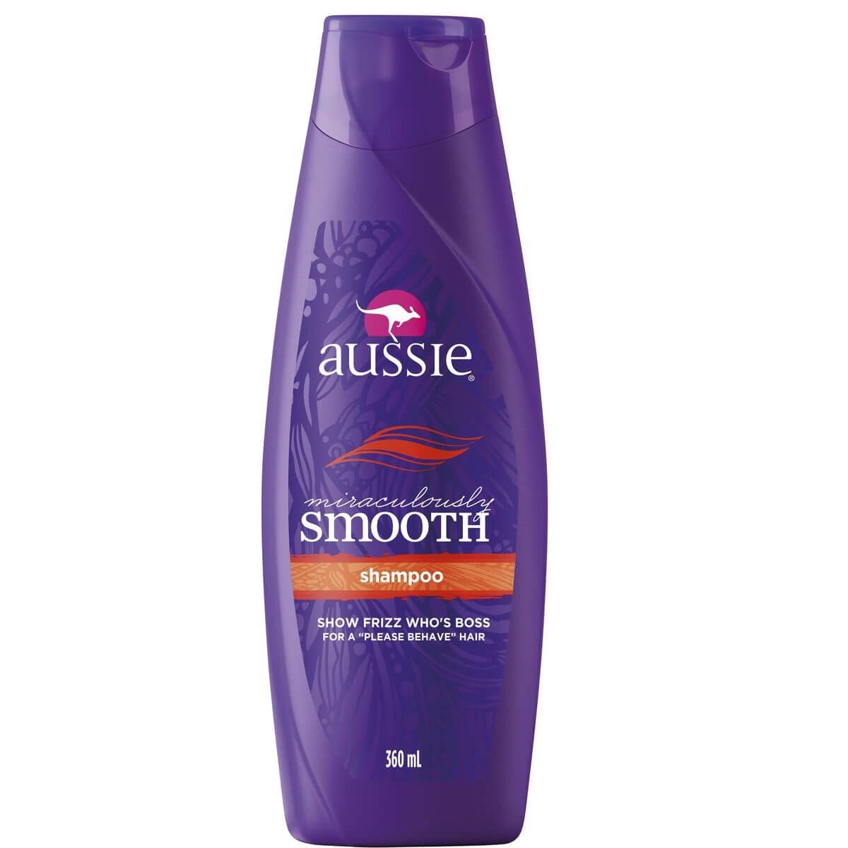 Shampoo Aussie Smooth 360ml
