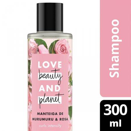 Shampoo Curls Intensify Manteiga de Murumuru & Rosa