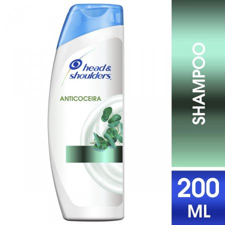 HEAD  SHAMPOO ANTI COCEIRA 200 ML