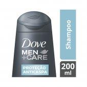 Shampoo Dove Men Care Proteção Anticaspa