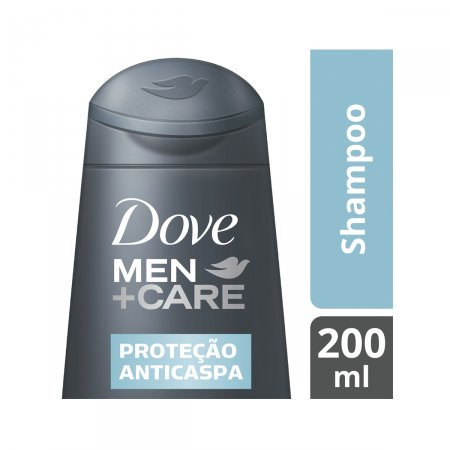 DOVE MEN SHAMPOO PROTECAO ANTICASPA  200ML