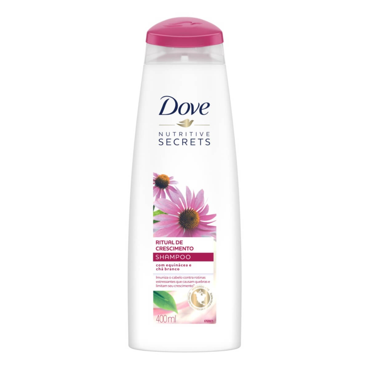 Shampoo Dove Nutritive Secrets Ritual de Crescimento com 400ml 400ml