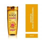 Shampoo Elseve Nutrição Óleo Extraordinário