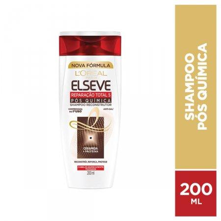 ELSEVE SHAMPOO RT5 QUIMICA RENO 200ML