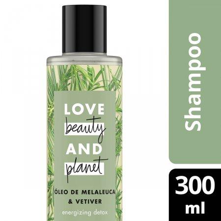 Shampoo Love Beauty And Planet Energizing Detox