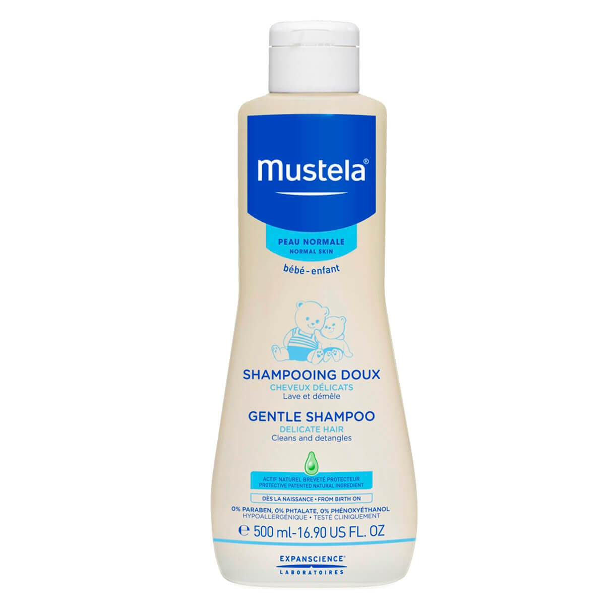 Shampoo Mustela Bebê 500ml